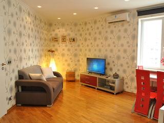 1 bd & living rent per day apartment Chisinau| Apartament Centru Lev Tolstoi 24|1 pe zi