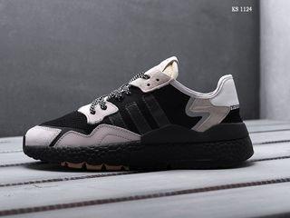 Adidas Nite Jogger Black & Grey