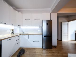 Apartament mobilat cu 2 camere