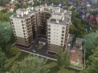 Complex Locativ Valea Trandafirilor. Apartamente cu 2 camere de la 570€/mp!