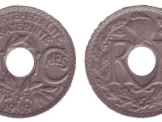 5 сантимов 1931г.