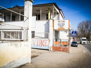 Construcție comercială în or. Rezina, str. Orhei 2