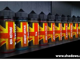 New! Premium E-Liquid - Vape Online Shop - Baza - Aroma T-Juice from shadows.