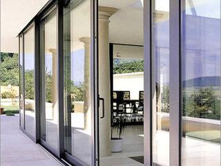 Раздвижные окна, двери, перегородки из ПВХ и алюминия!!! Высокое качество!!! Скидки!!!