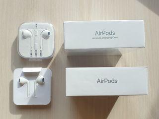 Earpods/Airpods noi originali din SUA