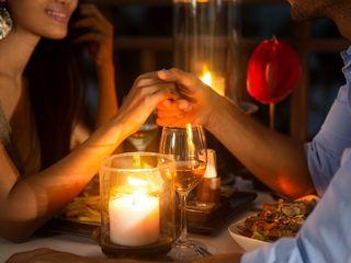 Что может быть лучше, чем романтический ужин наедине со своей второй половинкой? 699 лей