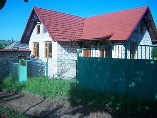 Дом в Рышкова новый + 16соток у опушки леса! Дачи союза писателей Молдовы! Эко-место.