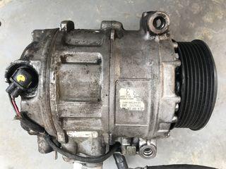 Kомпрессор кондиционера, Tурбина, колекторы, стартер, генератор от Mерседеса Sprinter 3.0CDI, 642