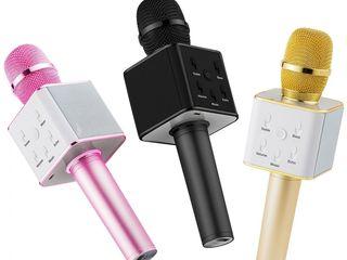 Микрофон  караоке Q 9 - 550 лей