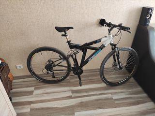 Bicicleta MTB Suspensie Dubla