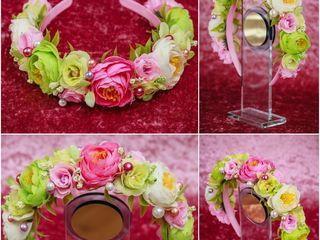 Coronite - flowers crowns - цветочные веночки и повязки канзаши - ручная работа