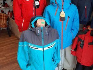 Лыжные костюмы, лыжные куртки в ассортименте / Costume si scurte de schi in asortiment