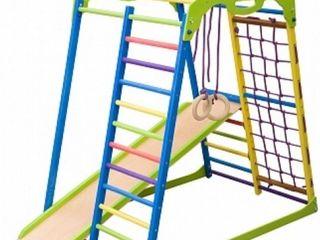 Детский спортивно-игровой комплекс! Возможна доставка в Кишинев!