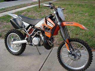 KTM sx 250 2tacta