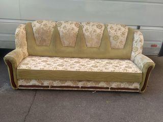 Vind sofa mare extensibila dormitor confort продам большую раскладную софу конфорт