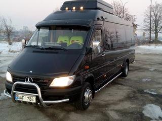 Mercedes autocar