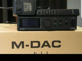 Цап audiolab m-dac black. новый в упаковке.