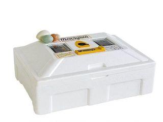 Инкубатор Теплуша 100 яиц ИБ 220/50 ТМВ (тен, влагомер)/Incubator manual/Garantie/Livrare gratuita/