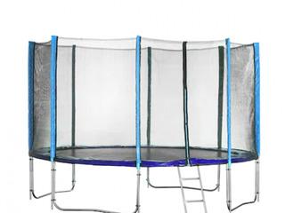 Trambulina mappy 10201, 427 cm, cu plasa de protectie exterioara