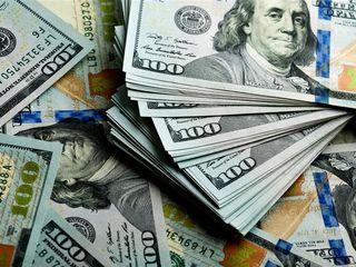 Depozite în $ dolari usd 10% lunar sau 120% anual