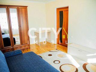 Se da in chirie apartament cu 3 camere,Chișinău, Buiucani 70 m