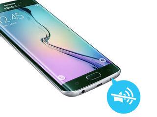 Samsung не работает динамик  - в тот же день заберём, починим, привезём !!!