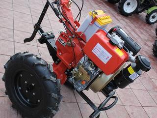zubr ht-135e с электростартером  и аккумулятором 9.0 л.с