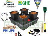 Системы гидропоники, авто полив, удобрения, днат лампы, PH метр воды, Cooltube, Grow tent