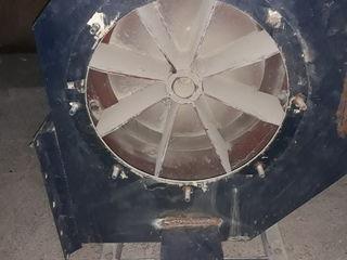 Центробежный вентилятор пылевой