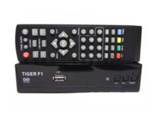 Самый дешевый переход на HD Tiger F1 - бюджетный HD тюнер с функцией медиаплеера!!!