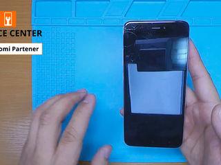 Xiaomi RedMi Note 5A Prime Ecranul sparta -Luăm, reparăm, aducem !!!