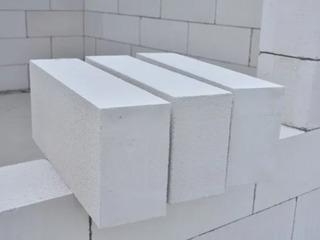 Газобетонные блоки с армированием