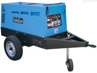 Vind generator cu sudura disel. Remorcabil. Adus din Europa. Fara lucru in Moldova.