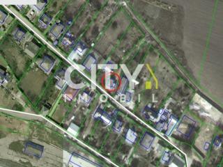 Продаётся земельный участок, Кишинев, Ватра 5 соток