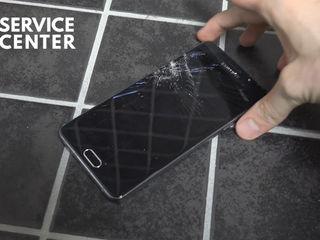 Samsung Galaxy A5 2016 (SM-A510F/DS)  Sticla sparta – noi o inlocuim indata!