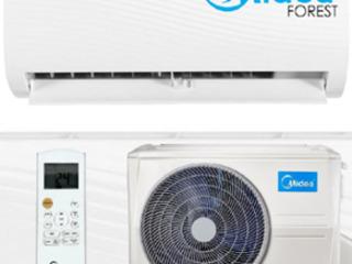 Кондиционеры Midea Inverter Conditioner 09/12/18/24 BTU доставка установка