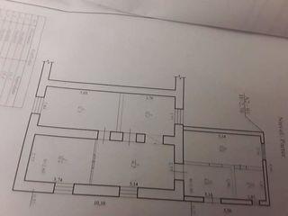 Продам дом в центре г. Каушаны.