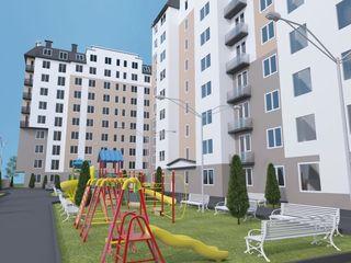 Apartament in bloc nou. Incalzire autonoma