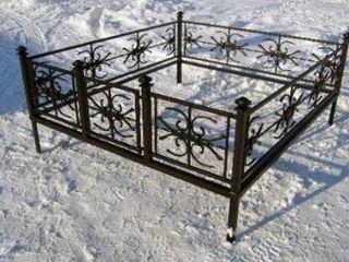 Garduri pentru cimitire de la producator, calitate garantata.