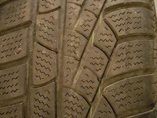 Pirelli iarna 205/55r16, discuri r16 5/112 si 1 r15 5/112 de fier, 1 cauciuc gislaved
