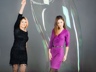Шоу мыльных пузырей Bubble Up