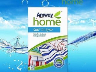 SA8 TRI-ZYME Порошок-усилитель для замачивания белья и выведения пятен от AMWAY