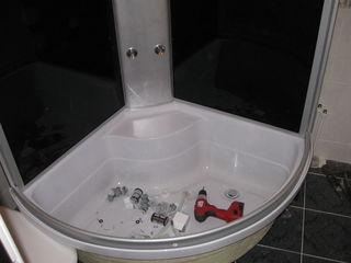 Santehnic сантехник опытный все виды работ , установка + ремонт  душ- кабин водомеры бойлеры моек