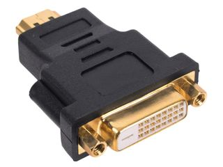 Adapter HDMI-M to DVI-F