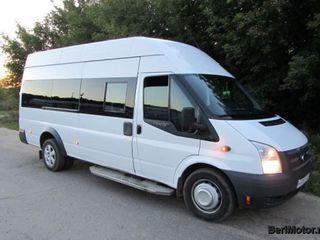 Transport Italia-Moldova zilnic