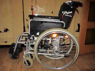 Инвалидная коляска и Стул - Кресло - Туалет