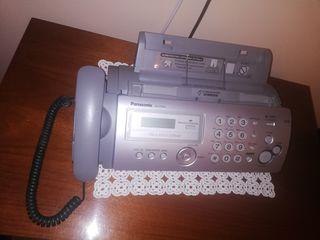 Telefon/FAX  Model.   Panasonic KX-FP205 Are încă pelicula pe lcd
