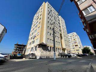 Bloc Nou! Durlești, str. Cartușa, 3 camere + living. Variantă albă!