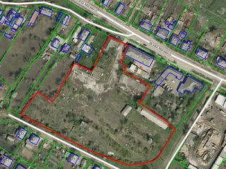 Teren pentru constructii 1.8 ha, Causeni Centru