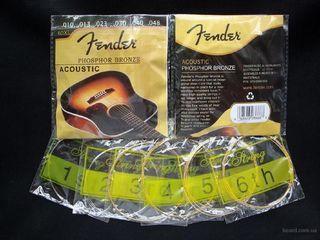 струны Fender - недорого !